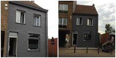 Afbeeldingsresultaat voor woning lichtgrijs schilderen