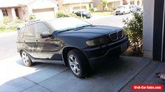 2001 BMW X5 #bmw #x5 #forsale #canada