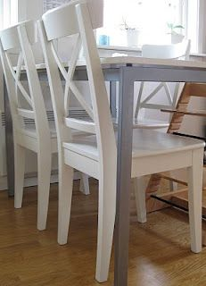 kitchen chairs ingolf from ikea