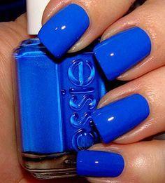 nice essie nails