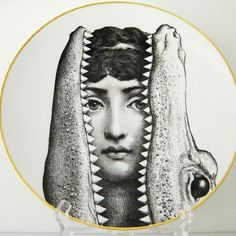 Fornasetti...the best!!!