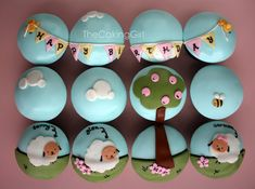 My newest inspiration and twist on my Story Time Cupcakes offer...thanks for sharing, TheCaking Girl:D