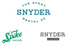 Fuzzco: Snyder Event Rentals Identity and Collateral