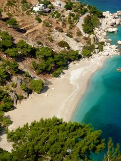 VISIT GREECE| Apella Beach, Karpathos, Dodecanese #Greece www.facebook.com/skala.karpathos