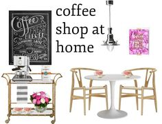 Tiffany Leigh Interior Design: Coffee Shop Atmosphere: Inspiration Station