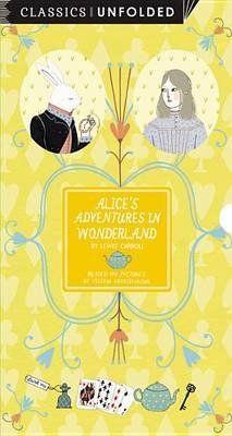 Alice's Adventures in Wonderland Unfolded cover image
