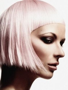 blonde hair color pink undertone