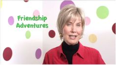 This is a great online video series for children. It teaches them, in a fun way, how to be a good friend to someone with a disability. The video series is found on the Joni and Friends Kids' Corner.
