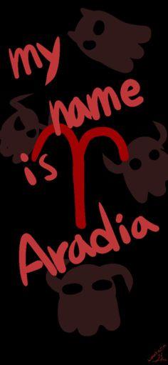 Aradia Megido by lunaticjin