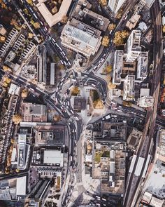 Creative Drone Photography by Ben Moore #inspiration #photography