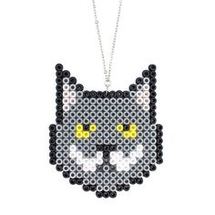 "Katt ""Hamilton"" Halsband via Mz Design. Click on the image to see more!"
