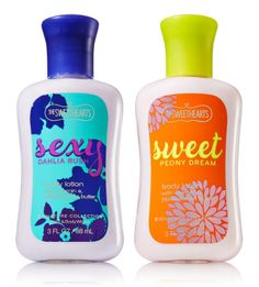 Free Lotion from Bath & Body Works, No Purchase Necessary!