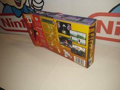 Star Fox 64, Nintendo 64, Super Mario, I Shop, Planet Earth, Cart, Boxes, Handmade, Big