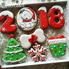 70 DIY Ideas of Simple Christmas Cookies cake & sweets = Kuchen & Süßigkeiten Christmas Sugar Cookies, Christmas Cupcakes, Christmas Sweets, Noel Christmas, Christmas Goodies, Holiday Cookies, Christmas Baking, Simple Christmas, Christmas Crafts