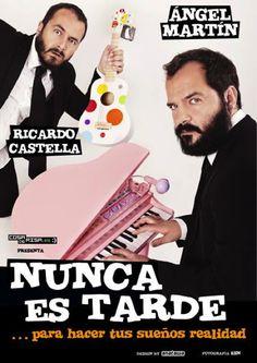 Viernes 26 en el López de Ayala.  Toda la información de ocio del fin de semana en Badajoz en www.48horasbadajoz.com