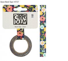 Love this washi by #simplestories and #carpediem