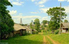 Село Великорецкое. Кировская область. Фото Андрея Русинова