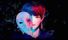 FanArt of BTS (방탄소년단) #LOVE_YOURSELF 轉 Tear 'Singularity' Comeback Trailer
