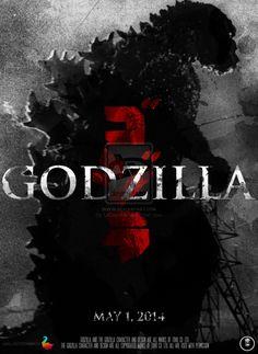 Godzilla (Gojira) by LaCandida