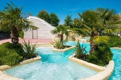 Piscine extérieure chauffée camping Les Iles 5 étoiles hudimesnil normandie #camping #normandie #manche #piscine #parcaquatique #vacances Camping Normandie, Outdoor Decor, Covered Pool, Outdoor Swimming Pool, Kiddy Pool, Bathing, Park, Sleeve, Vacation