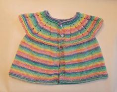 Back in February, not long after I started this blog, I posted the pattern for an all-in-one newborn baby top. I t has been really popula...