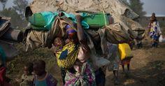 Dans l'est du Congo, les viols comme armes de guerre