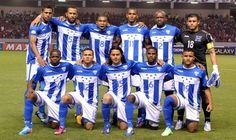 Equipo de Honduras en el mundial