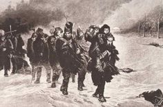 retreat from russia 1812