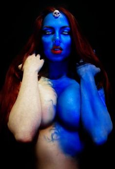 Mystique cosplay porn igfap