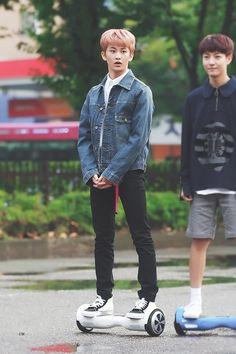 NCT Mark & Renjun
