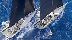 Sail Racing, Yacht Club, Sailing Ships, Cruise, Yachts, Sailboats, Swan, Water, Boats