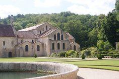 Abbaye de Fontenay © Chelmsforblue