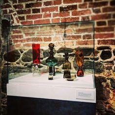 Szkło projektu Zbigniewa Horbowego. Ze zbiorów Muzeum Zamkowego w Malborku.  #horbowy #glass #vintage #retro #midcenturymodern #polishdesign