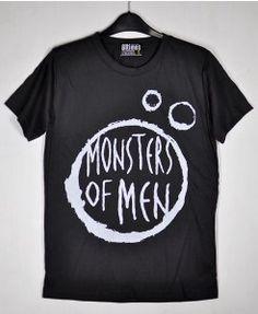 Of Monsters And Men Logo Nanna Bryndis Hilmarsdottir Ragnar Raggi Little Dark Gray Unisex T-Shirt S to 2XL