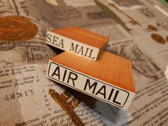 Airmail stamp 95