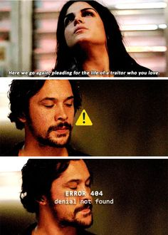 Afbeeldingsresultaat voor here we go again pleading for the life of a traitor who you love The 100 Show, The 100 Cast, It Cast, The 100 Quotes, 100 Memes, Saga, Bob Morley, Cw Series, Eliza Taylor