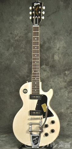 Gibson HC 2014 Japan Limited 1960 Les Paul Special Singlecut VOS w/Bigsby TV White