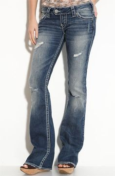 Silver Jeans BP Nordstrom http://bit.ly/HUjFce
