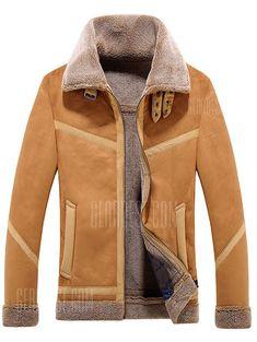 Jaqueta de Couro Aviador Piloto Casaco Inverno Forrado Importado