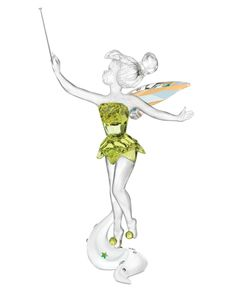Swarovski Collectible Disney Figurine, Tinkerbell