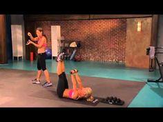 Jillian Michaels - Ripped In 30 - Week 3 (31 min) (Fitness) DVDRip TG