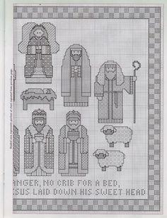 > My cross stitch patterns