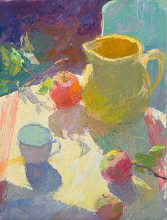 John Ebersberger Biography and Paintings