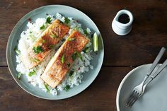 Roasted Salmon with a Cheat's Vietnamese Caramel Sauce recipe on Food52