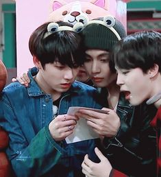 Discovered by Find images and videos about kpop, gif and bts on We Heart It - the app to get lost in what you love. Taehyung, Jimin Jungkook, Jungkook Smile, Hoseok Bts, Jikook, Bts Maknae Line, Run Bts, Bts Korea, Bts Group