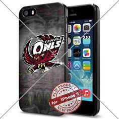 iPhone 5S Case, iPhone 5 Case NCAA Temple Owls Logo Cool ... https://www.amazon.com/dp/B01J2BH6SG/ref=cm_sw_r_pi_dp_x_5FiwybM5ZX99X