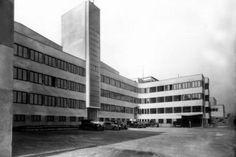 Barrandov Filmstudios in Prag