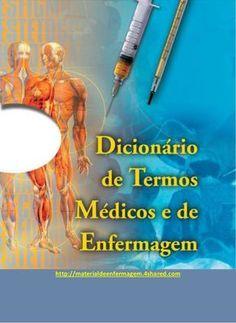 Livro dicionario de termos medicos e de enfermagem