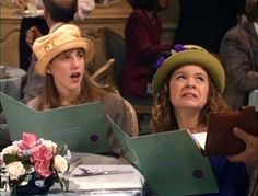 """Ironically, the same face I made when I heard it was going to be a """"Very Special Episode"""" of Blossom."""