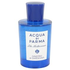 Now available on or store Blu Mediterraneo ...   Check it out here!  http://123fragrance.net/products/blu-mediterraneo-ginepro-di-sardegna-by-acqua-di-parma-eau-de-toilette-spray-tester-unisex-5-oz?utm_campaign=social_autopilot&utm_source=pin&utm_medium=pin